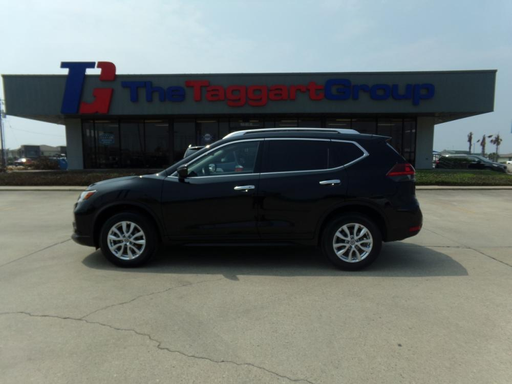 2020 BLACK NISSAN ROGUE S/SV (JN8AT2MV6LW) with an 4 engine, Automatic transmission, located at 1609 US Hwy 181, Portland, TX, 78374, (361) 643-6900, 27.890381, -97.313248 - Photo #0